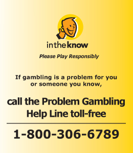 Responsible Play Toll-Free Help Line